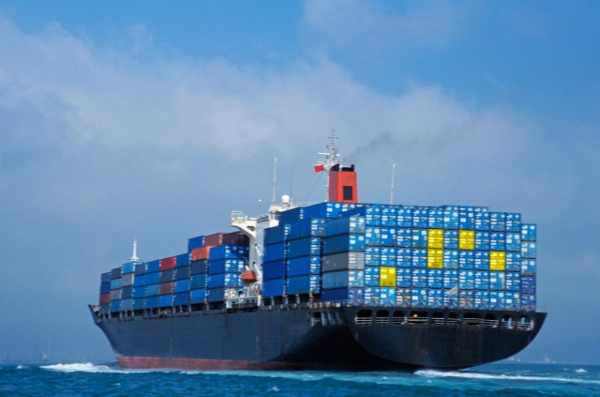 Spot container rates soar